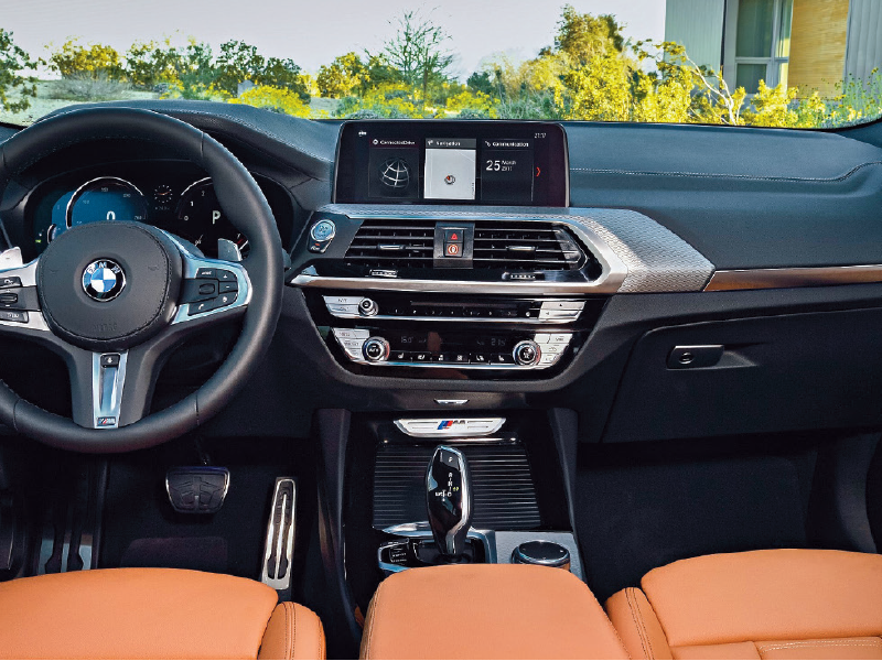 The All-New BMW X3-1