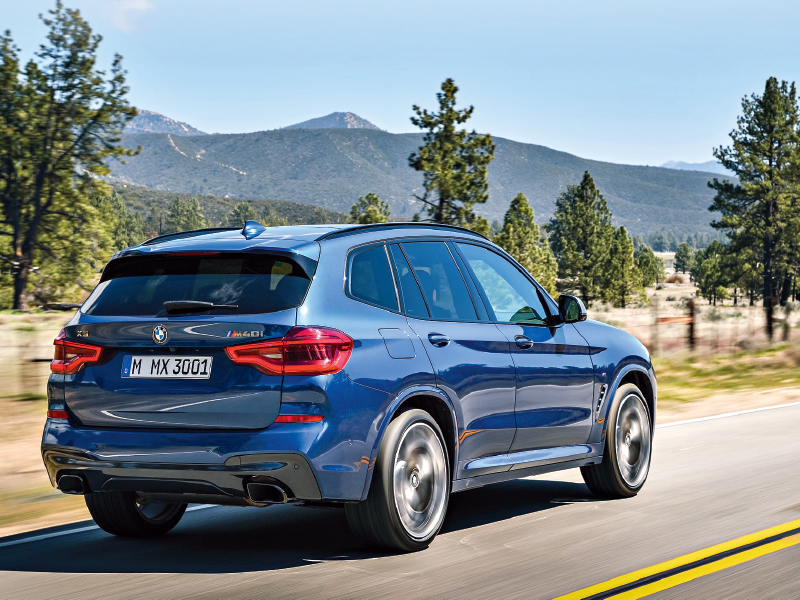 The All-New BMW X3-2