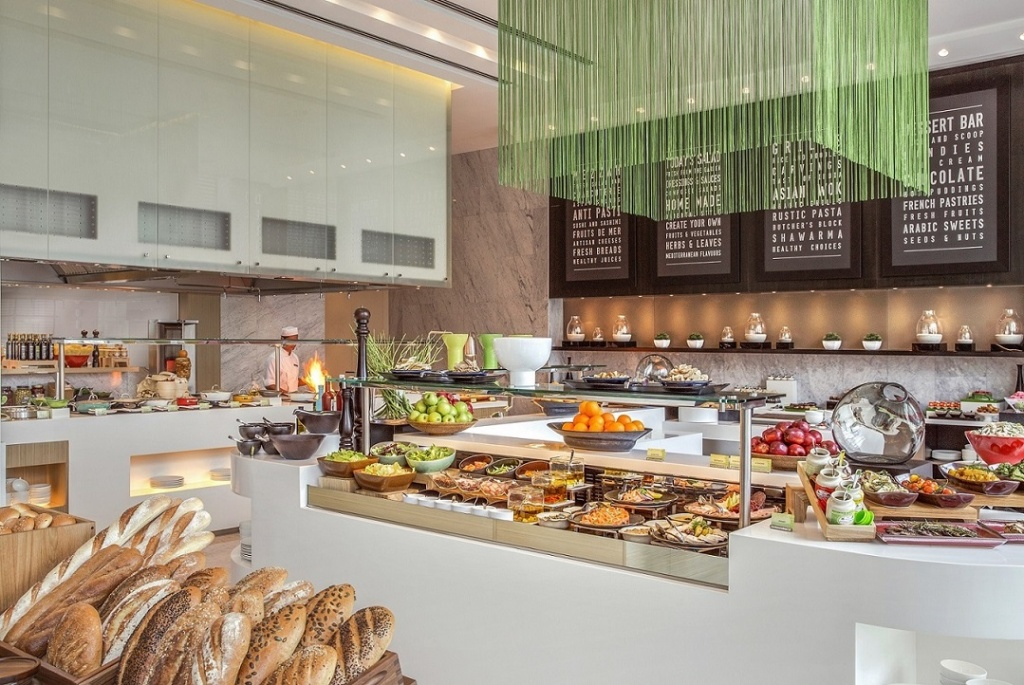 Downtown Rotana - Business Lunch